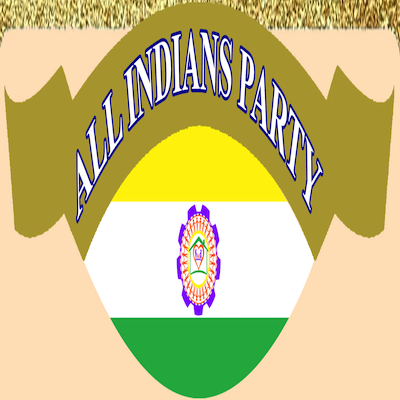 All Indians Party logo
