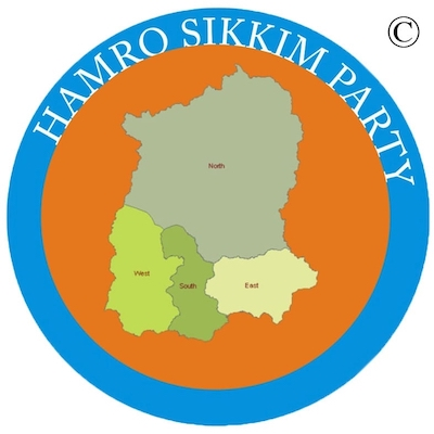 Hamro Sikkim Party logo