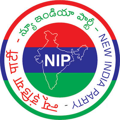 New India Party logo
