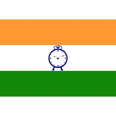 Nationalist Congress Party logo
