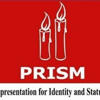 Peoples Representation for Identity and Status of Mizoram logo