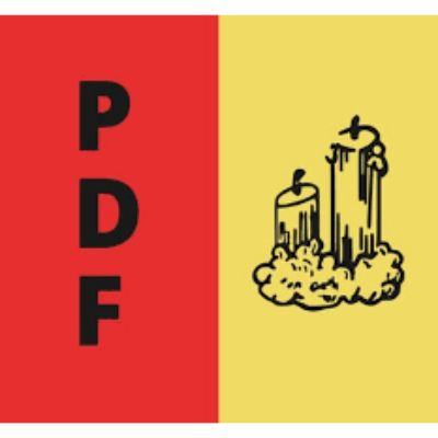 Peoples Democratic Front logo