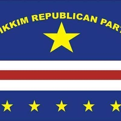 Sikkim Republican Party logo