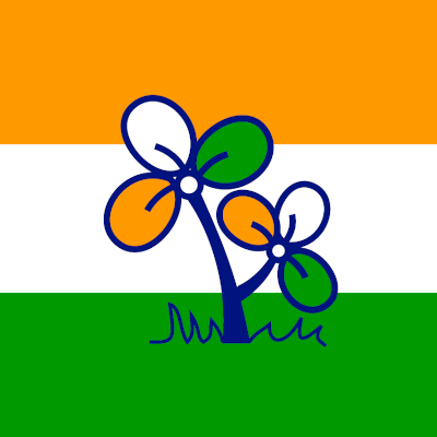 All India Trinamool Congress logo