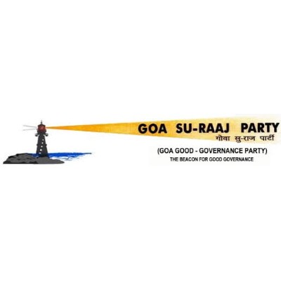 Goa Su-Raj Party logo