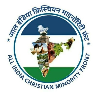 Indian Christian Front logo