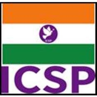 Indian Christian Secular Party logo