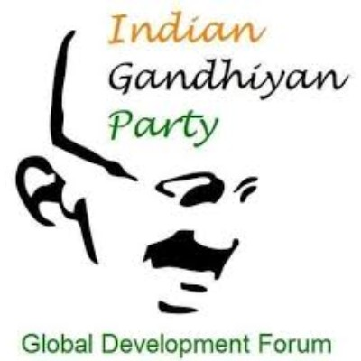 Indian Gandhiyan Party logo