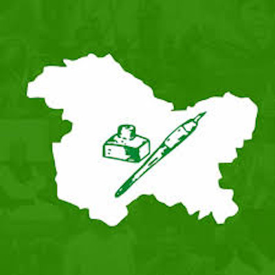 Jammu & Kashmir Peoples Democratic Party logo