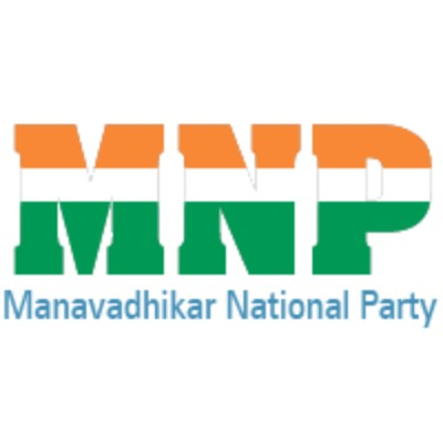 Manvadhikar National Party logo