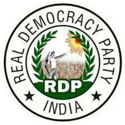 Real Democracy Party logo